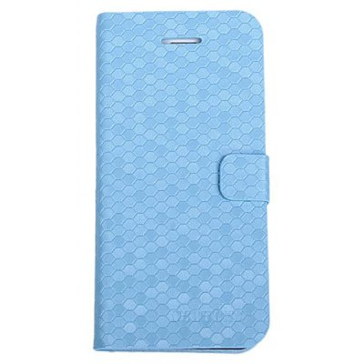 Newtons Fashion Style PU Leather + PC Wallet Flip Case for iPhone 5 with Stand Function