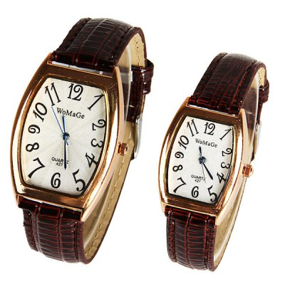 Valentine WoMaGe 427 Couple's Watch