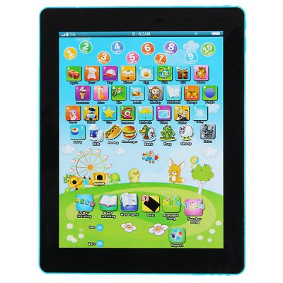 New Y Pad English Language Computer Learning Machine for Children
