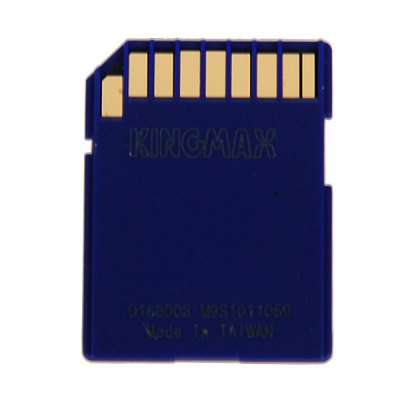 Kingmax 16GB Universal SD/SDHC Memory Card Class10 - Golden