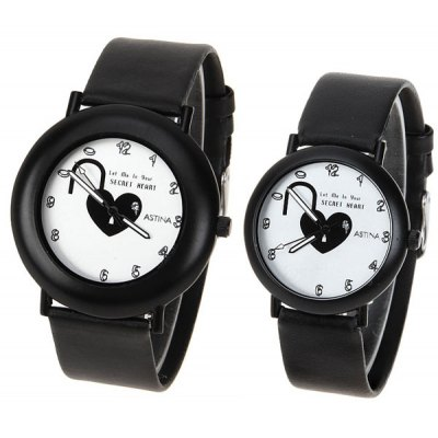 Astina FT-0687 Couple's Watch