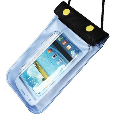 Waterproof Case Bag for iPhone - Blue