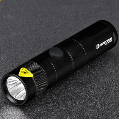 Slipik AK25 Cree XP - E R3 150lm 3 - Mode Flashlight with Battery and Charger