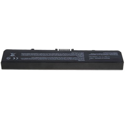 GW240 High Capacity 5200mAh 11.1V Replacement Laptop Battery for Dell Inspiron 1525 / 1526 / 1440 / 1750 / 1545 / 1546 - Black от GearBest.com INT