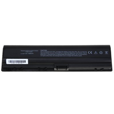 Гаджет   High Capacity 5200mAh 10.8V Replacement Laptop Battery for for HP Compaq Pavilion DV2000, DV6000,v3000, G7000, Presario A900, C700, F500 - Black Other Accessories