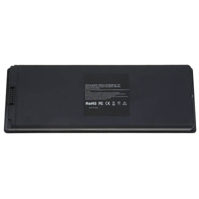 A1185 High Capacity 5200mAh 11.1V Replacement Laptop Battery for Macbook 13 Inch Series - Black от GearBest.com INT