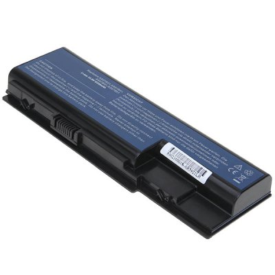 AS07B32 High Capacity 5200mAh 11.1V Replacement Laptop Battery Replacement Battery for Acer Aspire 5739, 5739G, 5910G, 5920, 5920G, 5930, 5930G, 5935, 5940, 5940G - Black от GearBest.com INT