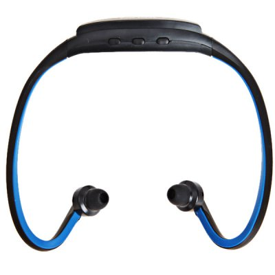 Wireless Headset Sport MP3 Music Player Support TF Card