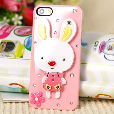 Plastic Case with Mirror for iPhone 5