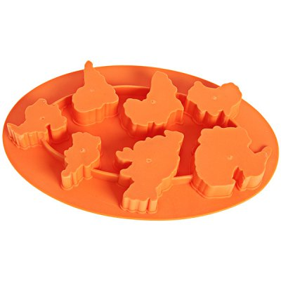 Interesting Global Warming Shaped Ice Mould Ice Cube Maker Tray