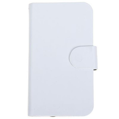 Flip Wallet Style PU + PC Protective Case for Samsung Galaxy S4 i9500 / i9505