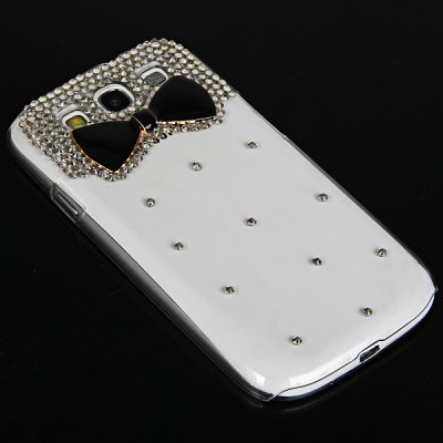 Diamonds Plastic Clear Style Protective Cover Case for Samsung Galaxy S3 i9300