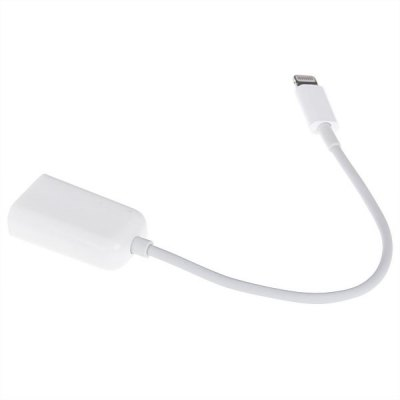 Cool Design 8 Pin Male to USB 2.0 A Female Connecting Cable for iPad 4 / iPad MiniiPhone Cables &amp; Adapters<br>Cool Design 8 Pin Male to USB 2.0 A Female Connecting Cable for iPad 4 / iPad Mini<br><br>Compatibility: iPad 4, iPad Mini<br>Type: Cable<br>Interface type: 8 Pin<br>Cable length (cm)  : 19 cm<br>Package weight : 0.04 kg<br>Package size (L x W x H) : 14.0 x 9.0 x 2.0 cm<br>Package Contents: 1 x Connection Kit Cable for iPad 4/ Mini