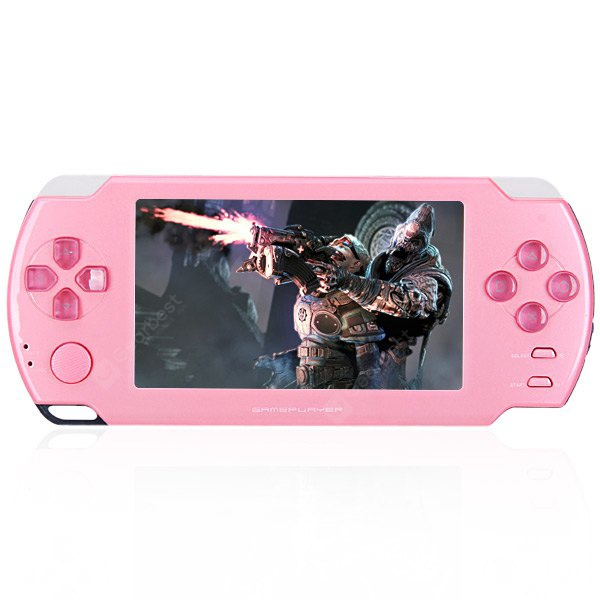 4.3 inch 4GB MP5 Game Player High Resolution LCD Touch Screen with 2.0 MP Camera EM0048002