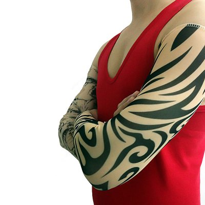 Free Size Fashion Spear Tattoo Design Bicycle Arm Oversleeves Long Style Cycling SleevesOther Accessories<br>Free Size Fashion Spear Tattoo Design Bicycle Arm Oversleeves Long Style Cycling Sleeves<br>