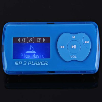 LCD Display Card MP3 Player