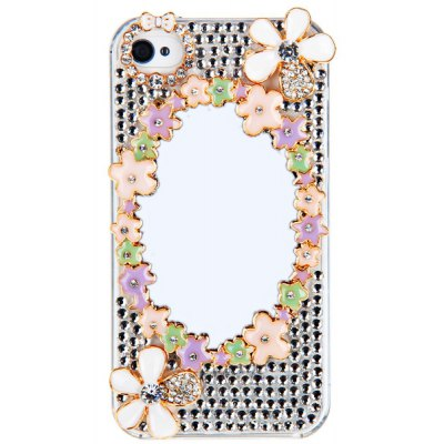 Mirror Back Case for iPhone 4 / 4S