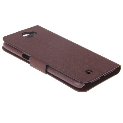 ФОТО Artificial Leather and Hard Plastic Flip Wallet Case for Samsung Galaxy Note 2 N7100