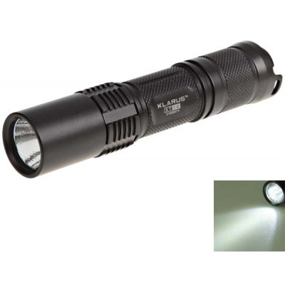 KLARUS XT1A Cree XP-G R5 150LM LED Waterproof Flashlight