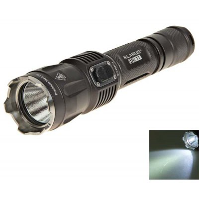 KLARUS RS11 Cree XM - L U2 4 - Mode 620lm 18650 LDE Flashlight