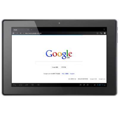 Android 4.1 ViewSonic ViewPad 100N 10.1 inch Tablet PC with RK3066 Dual Core 1.5GHz 1GB RAM 16GB ROM Dual Cameras