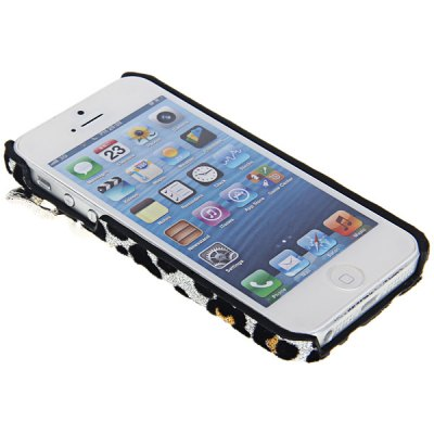 Fashion Butterfly and Leopard Design Artificial Pearl Plastic Hard Shell Case for iPhone 5iPhone Cases/Covers<br>Fashion Butterfly and Leopard Design Artificial Pearl Plastic Hard Shell Case for iPhone 5<br><br>For: Mobile phone<br>Compatible for Apple: iPhone 5/5S<br>Features: Back Cover<br>Material: Plastic<br>Style: Special Design<br>Product weight : 33 g<br>Product size (L x W x H): 13.4 x 7.7 x 2.3 cm<br>Package contents: 1 x Case