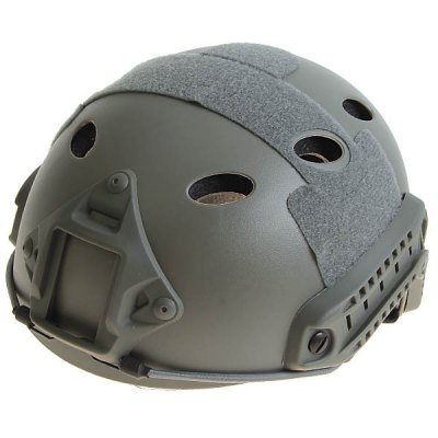 High Quality FAST Helmet with Protective Goggles and Adjustable Buckle for Outdoor Sports - Army Green
