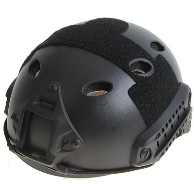 High Quality FAST Helmet with Protective Goggles and Adjustable Buckle for Outdoor Sports - BlackBike Helmets<br>High Quality FAST Helmet with Protective Goggles and Adjustable Buckle for Outdoor Sports - Black<br>