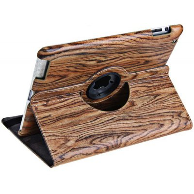 SupreMax Leather Case for iPad - Brown