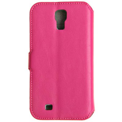 PU Leather Wallet Case with Stand for Samsung Galaxy S4 i9500 / i9505Samsung Cases/Covers<br>PU Leather Wallet Case with Stand for Samsung Galaxy S4 i9500 / i9505<br><br>For: Mobile phone<br>Compatible for Sumsung: Samsung Galaxy S4 I9500/I9505<br>Features: Full Body Cases<br>Material: Plastic, PU Leather<br>Color: Black, Blue, Pink, White<br>Product weight: 47 g<br>Product size (L x W x H) : 14.0 x 7.8 x 1.6 cm<br>Package Contents: 1 x Case