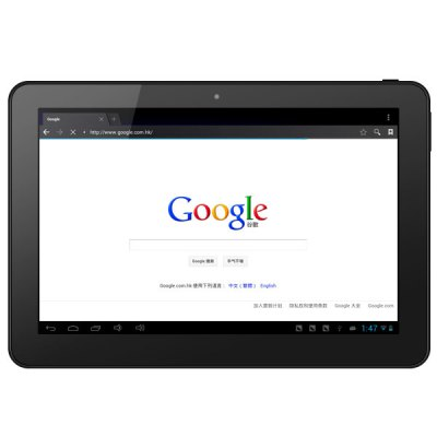 Android 4.1 Vastking V102 10.1 inch Tablet PC with RK3066 Dual Core 1.5GHz 1GB RAM 8GB ROM Dual Cameras