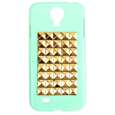 Rivets Studs Plastic Case for Samsung Galaxy S4 i9500 / i9505