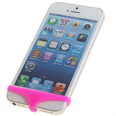 Sexy Silicone Protect Privacy Invention Underwear for iPhone 5 / 4 / 4S