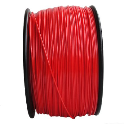 Repraper ABS 3D Printer Filament Bundle for Reprap (Red)