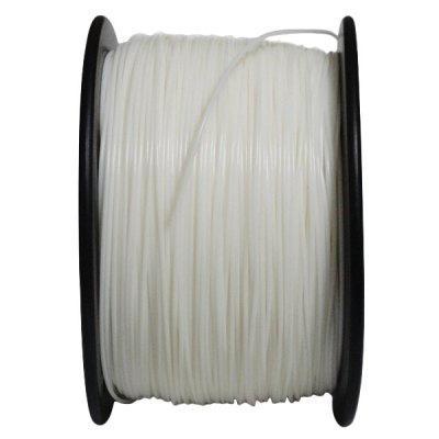 PLA Made Repraper ABS 3D Printer Filament Bundle for Reprap (White)