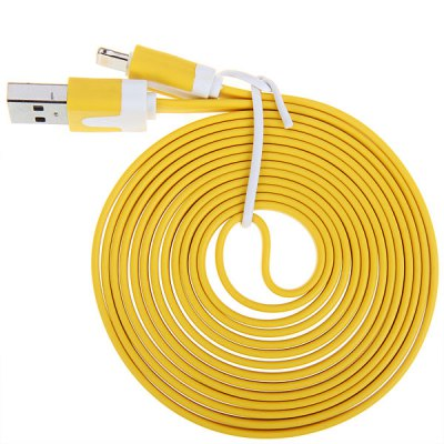 Cool Noodle Design  8 Pin 2M Sync Charger Cable for iPhone 5