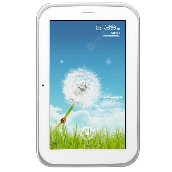 Android 4.0 7 inch C7F Phablet with MTK6515 1GHz Bluetooth Dual Cameras