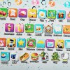 Touch Type Learning Machine of English Language Children Toys for Kids Early Learning photo