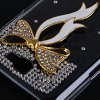 best Ribbon Diamonds Plastic Case for Samsung Galaxy Note 2 N7100