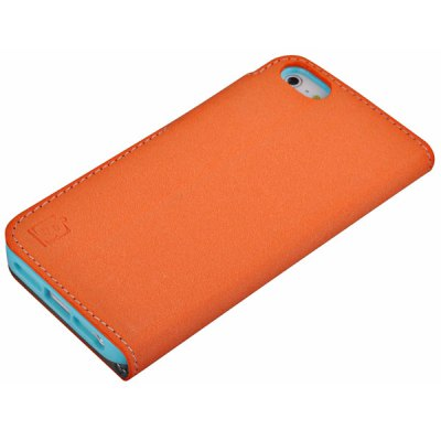 Baseus Flip Style Number Five PU Leather + TPU Case Cover with Stand for iPhone 5iPhone Cases/Covers<br>Baseus Flip Style Number Five PU Leather + TPU Case Cover with Stand for iPhone 5<br><br>For: Mobile phone<br>Compatible for Apple: iPhone 5/5S<br>Features: Cases with Stand, Full Body Cases<br>Material: TPU, PU Leather<br>Style: Special Design<br>Product weight : 70 g<br>Product size (L x W x H): Baseus Flip Style Number Five PU Leather + TPU Case Cover with Stand for iPhone 5<br>Package contents: 1 x Case