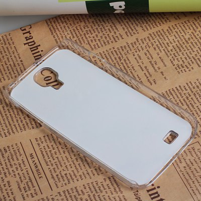 Dull Polish Rose Pattern Plastic Case for Samsung Galaxy S4 i9500 / i9505