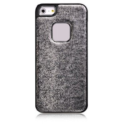 Baseus Tribe Series Leopard Texture Electroplating Case for iPhone 5