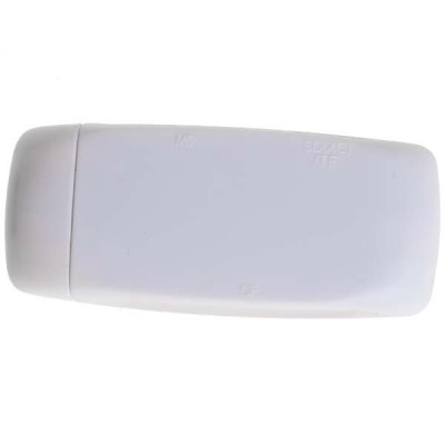 Portable USB 3.0 Card Reader and Writer - White