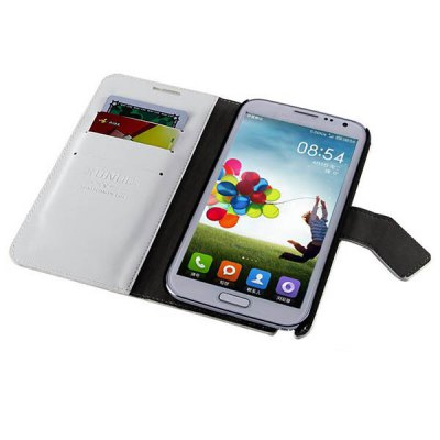 ФОТО Xundd Flip Wallet Style PC + PU Leather Stand Case for Samsung Galaxy Note 2 N7100