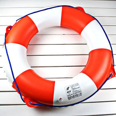 L Size Stylish Super Buoyancy Thickening Inflatable Swim Ring Security LifebuoySwimming<br>L Size Stylish Super Buoyancy Thickening Inflatable Swim Ring Security Lifebuoy<br>