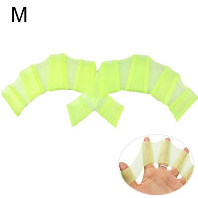 Frog Palm Swimming Fins Webbed Gloves