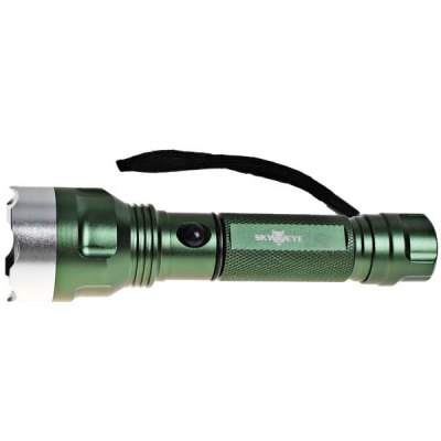 SKYEYE CG - X5 Cree Q5 3 - Mode 350lm 18650 LED Flashlight with Battery and Charger