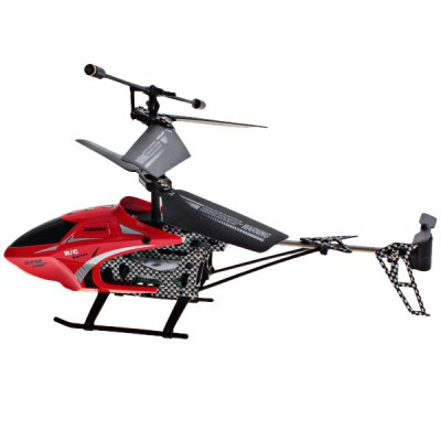NO.8004 Functional 2.5 Channel R/C Helicopter Model with LED Light for Children