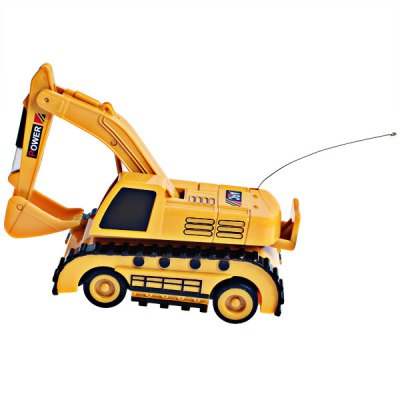 wltoys-5010-mini-builder-truck-action-trestle-excavator-toy-with-radio-control-yellow