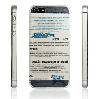Гаджет   Fashionable USAMS Back Case Cover for iPhone 5 iPhone Cases/Covers